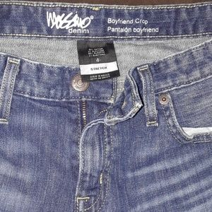 Mossimo Supply Co. Jeans - Mossimo Crop Jeans